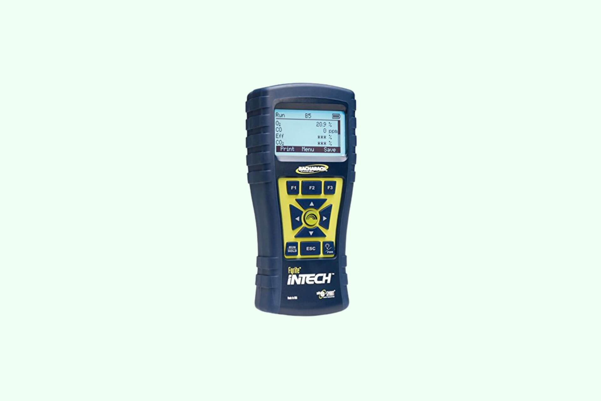 What Does a Combustion Analyzer Measure