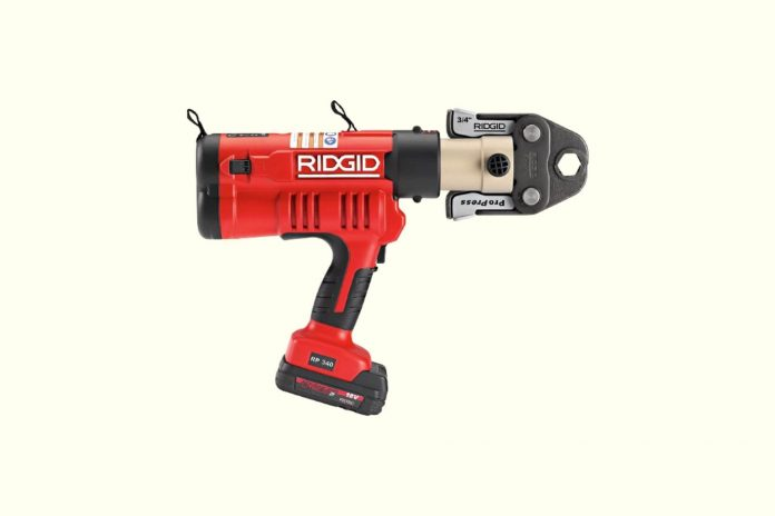 Ridgid ProPress Tool Review