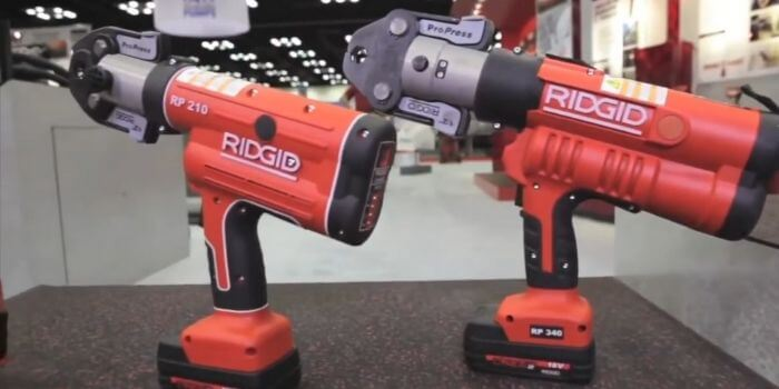 Why You Should Choose Ridgid ProPress